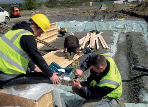 BRUGG Проект деревни Клохджордан, Ирландия, 2007