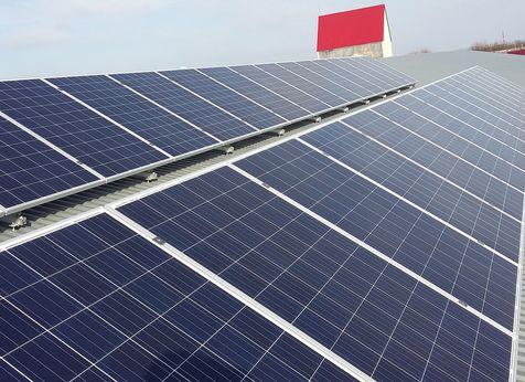 Солнечная электростанция Fronius Symo 12.5 снизила затраты на электричество почти вдвое