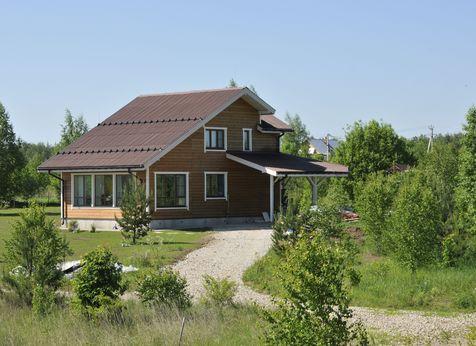 Энергоэфективный дом,  Юг Московской области